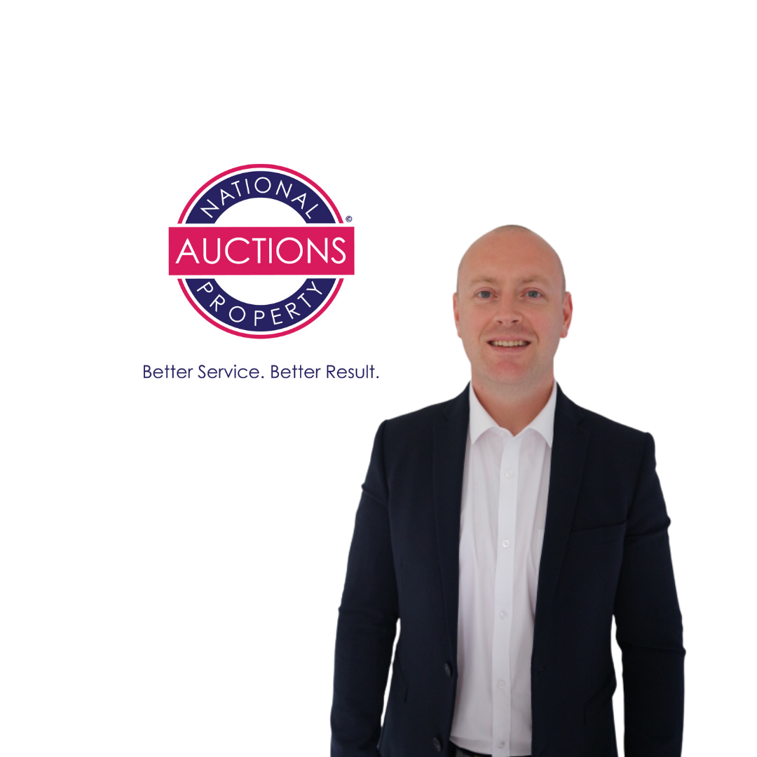 Ross McGinley, National Property Auctions